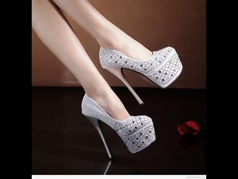 Mẫu giày cao gót đẹp nhất cho phái đẹp