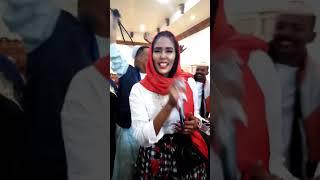 الفنانه ايمان بت ام روابه حفل بالمنطقه الشرقيه الدمام