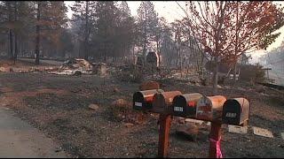 Brände in Kalifornien: 1000 Vermisste nach Feuerkatastrophe