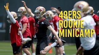 49ers rookie minicamp