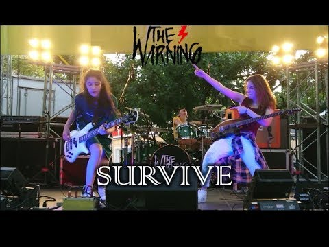 The Warning - Survive (Plaza Juarez SPGG)