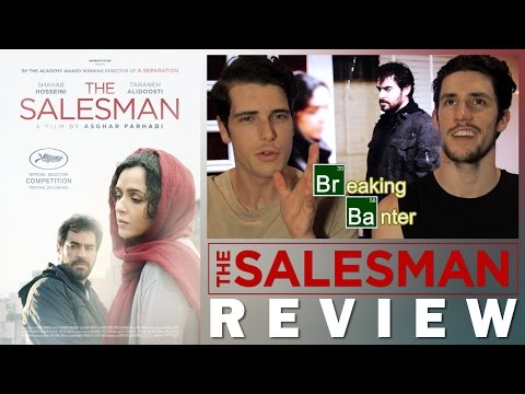 The Salesman Review (Best Foreign Language Film Oscar Winner)