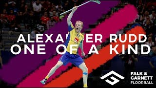 Alexander Rudd | One of a Kind | Floorball Skills