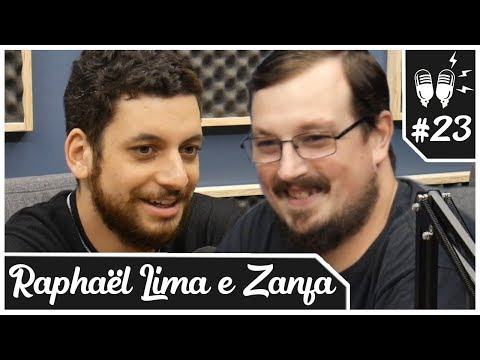 Flow Podcast 23 - RAPHAËL LIMA E ZANFA