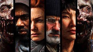 Ходячие Мертвецы / The Walking Dead - Все Кинематографические Трейлеры (Overkill's The Walking Dead)