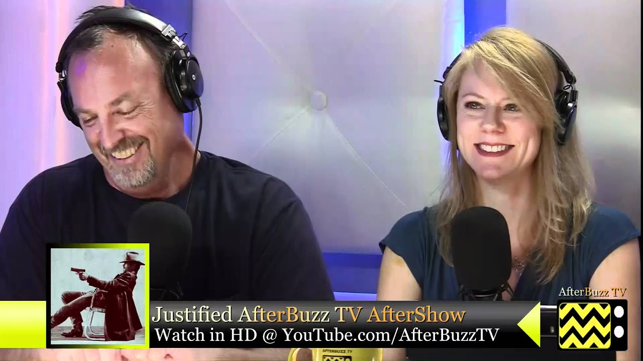 """Download Justified After Show  Season 3 Episode 6 """"When the Guns Come Out"""" 