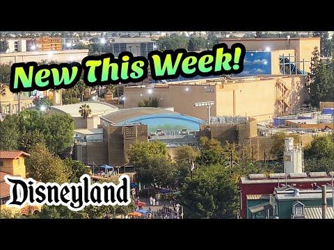 New at Disneyland & California Adventure! | Disneyland Resort Update (2019)