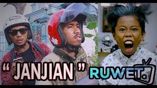 "Download Video RUWET TV "" JANJIAN "" feat JIDATE Bocah Pomade MP3 3GP MP4"