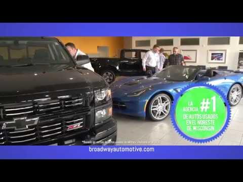Broadway Automotive Green Bay >> 1000s De Vehiculos Broadway Automotive Green Bay Wi Ashland Avenue