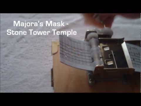 Majora's Mask: Stone Tower Temple - Music Box
