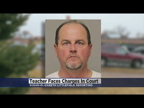 Blaine Teaches Accused Of Touching Girl Gets $100K Bond