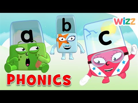 Phonics | Learn to Read | Alphabet Songs!