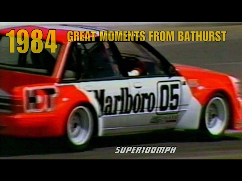 1984 GREAT MOMENTS FROM BATHURST
