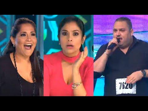 Maelo Ruiz dejó boquiabiertos a los integrantes del jurado