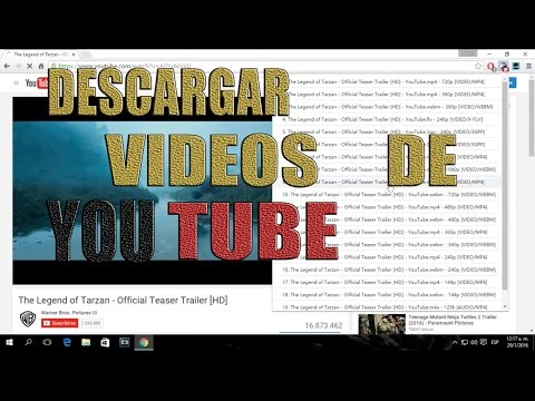 COMO DESCARGAR VIDEOS DE YOUTUBE. GESTOR DE DESCARGA EagleGet