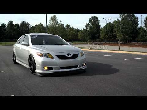 Toyota camry 2009 avant garde m550 wheels @nolackinautosociety
