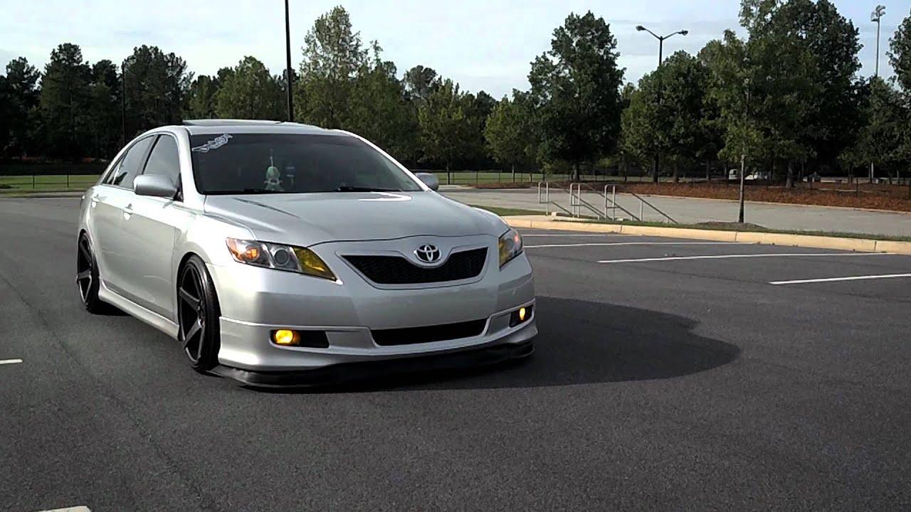 Toyota Camry 2009 Avant Garde M550 Wheels