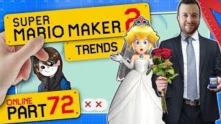 GLPs Troll Heaven & Trends 👷 SUPER MARIO MAKER 2 ONLINE #72