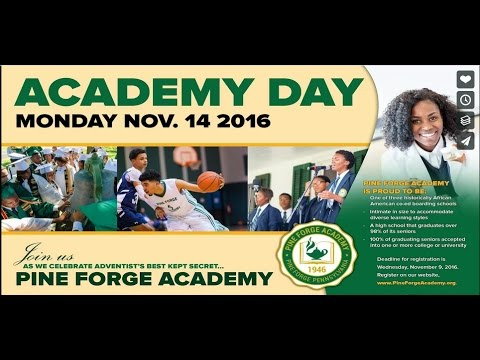 Pine Forge Academy Day 2016
