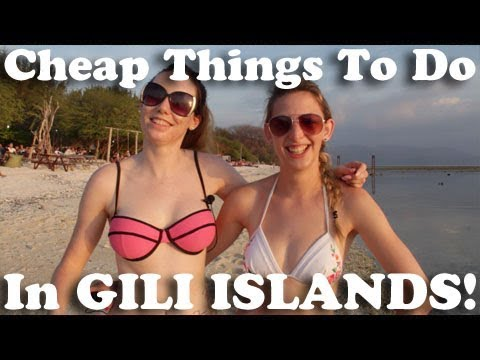 Dirt Cheap - Gili Islands, Indonesia