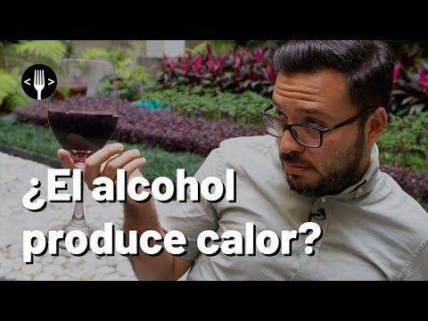 ¿El alcohol calienta nuestro cuerpo?