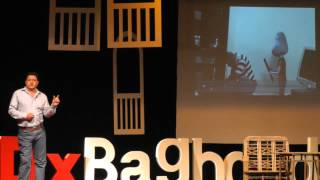 Karam Turki at TEDxBaghdad