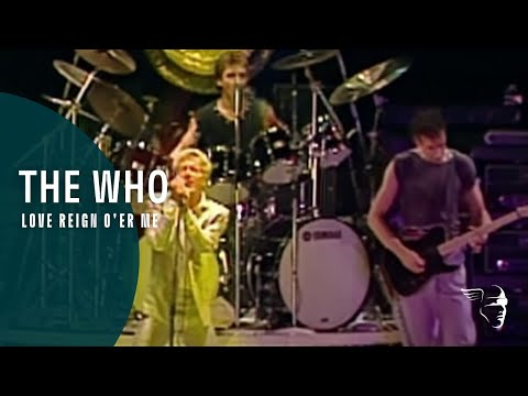 The Who  Love Reign Oer Me  At Shea Stadium