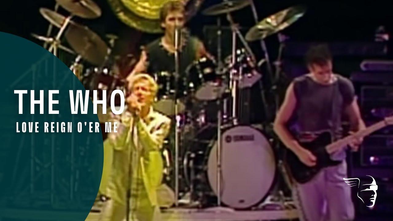The Who - Love Reign O'er Me (Live At Shea Stadium)