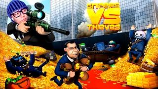O GODENOT SNIPER - Sniper vs Thieves