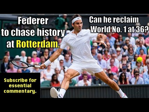 Rotterdam SABR | What's behind Roger Federer's last-minute decision to play Rotterdam?