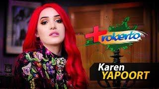 """Karen Yapoort: """"En la pareja, alguien tiene que ceder"""" / MAS ROBERTO"""
