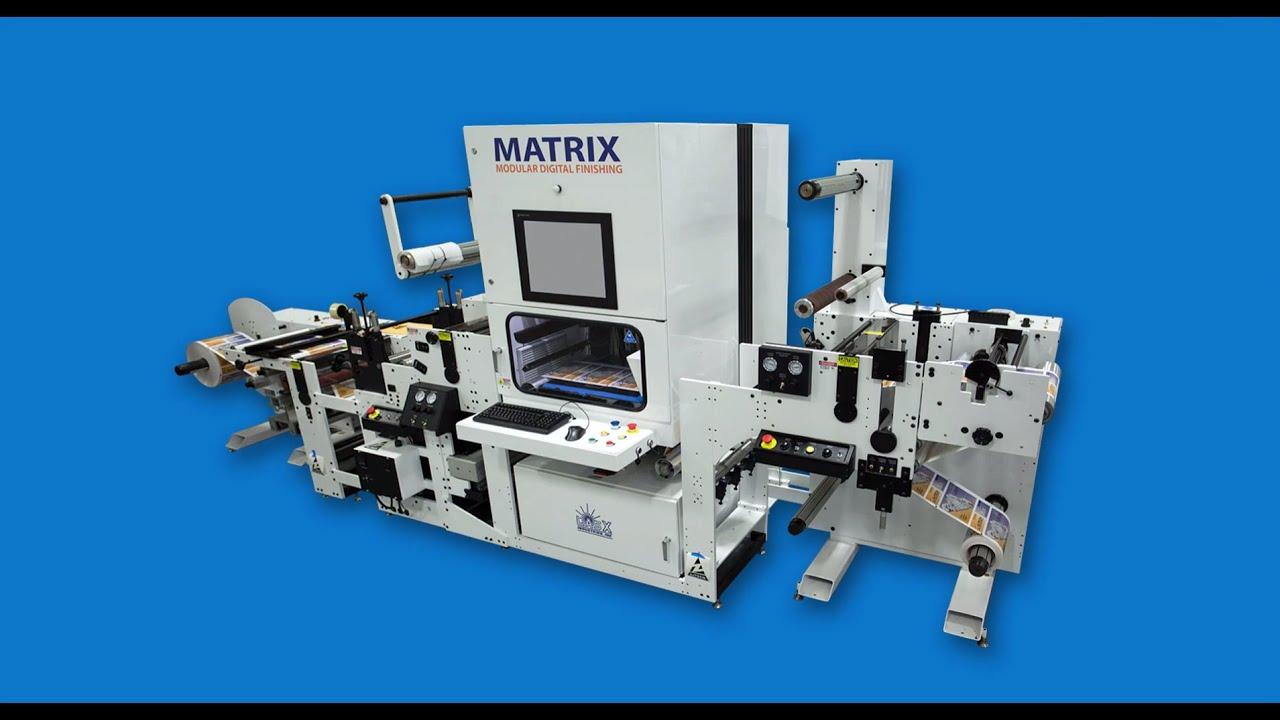 MATRIX Modular Finishing System - YouTube - photo#40