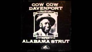 Cow Cow Davenport - Mama Don't Allow No Easy Riders Here