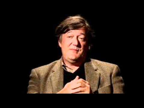 Stephen fry compares Drunks to Drug users