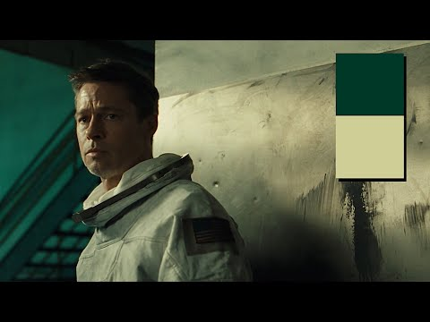 Why Most Movies are Shot with Two Dominant Colors