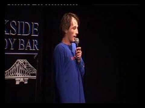 Davo: comedy- as seen on last comic standing NBC - www.davocomedy.com - Live Standup comedy: short set recorded at Dockside Comedy Bar Saturday 16th January 2007..