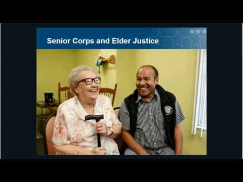 Senior Corps Tuesday Talks: Bridget Small and Pass It On