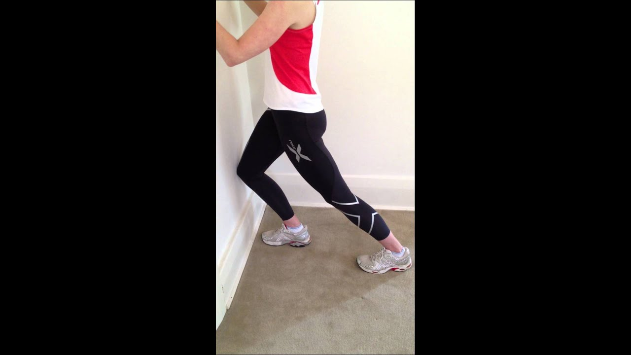 how to make your calf muscles longer