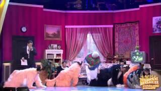 Бабка и коты - Уральские пельмени
