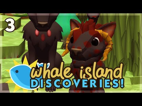A Scorpion Harvest! | Niche Let's Play • Whale Island Discoveries - Episode 3