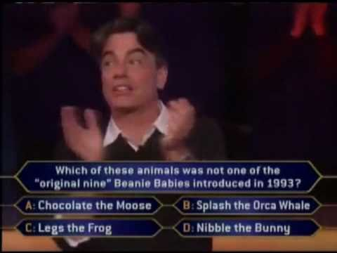 Peter Gallagher on Who Wants To Be A Millionaire  Part 2