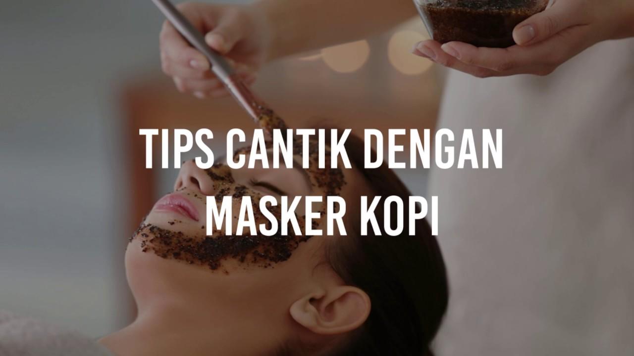 cara membuat masker kopi ini rahasia