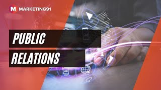 Public Relations - What is PR? Tools of PR and Publicity (Marketing video 94)