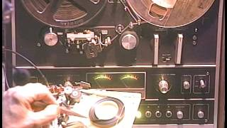 Barry's 8 Track Repair - Why Tape-Eating is NEVER the Machine's Fault
