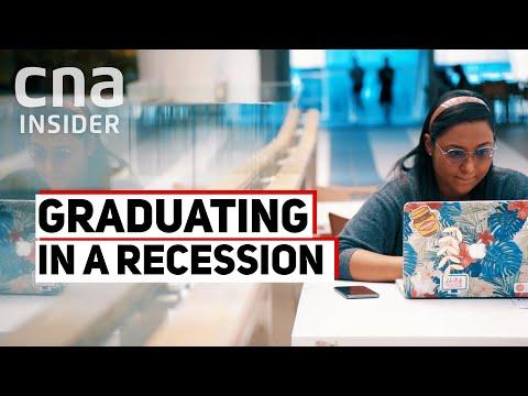 A Fresh Graduate's Job Hunt In A Recession