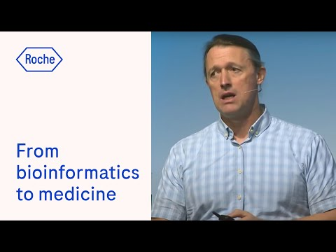 From bioinformatics to medicine