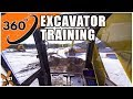 360° Technology | First-Hand Excavator Training 101 // Ep. 121