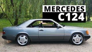 Mercedes 300CE (W124) - do trzech silników sztuka