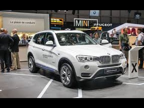 bmw new car releaseBest New Car 2015 BMW X3 Diesel Review Price Specifications