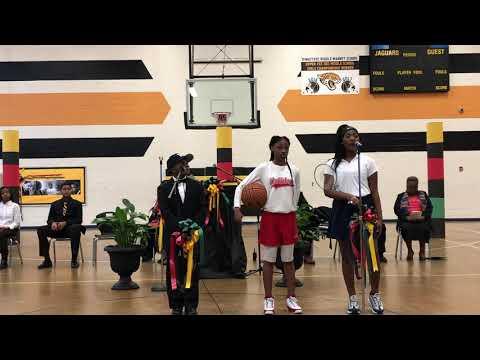 Kingstree Middle Magnet School of the Arts Black History Program